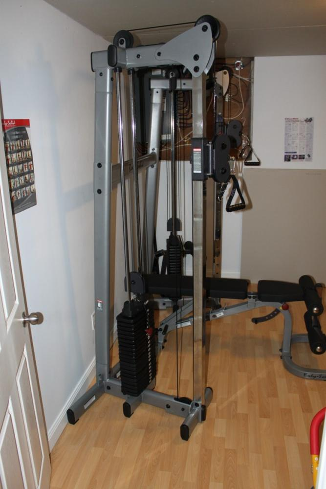 Body-Solid Functional Training Center 200 review