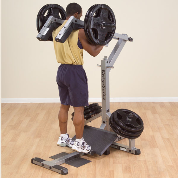 home squat machine