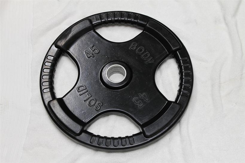 Body Solid Iron vs Rubber Plates & Body Solid Iron vs Rubber Plates - Bodybuilding.com Forums
