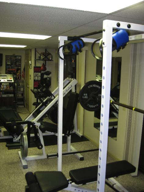 Georges Home Gym