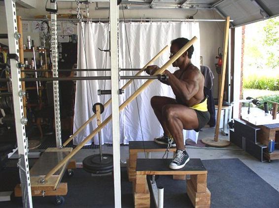 Bo flecks training lean and power density experiment