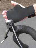 padded cycling gloves
