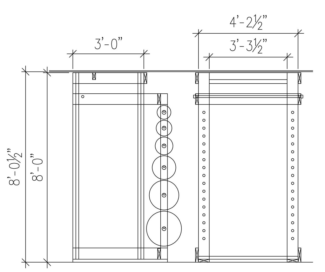 Homemade power rack photos for Power rack design plans