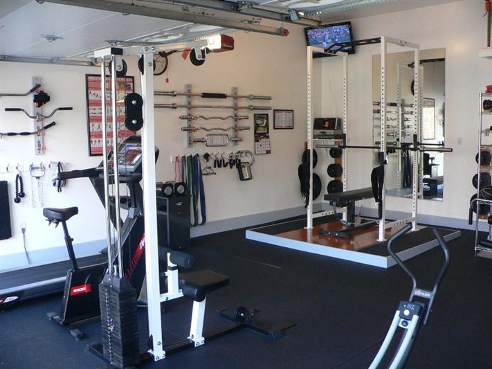 Home gym inspiration thread