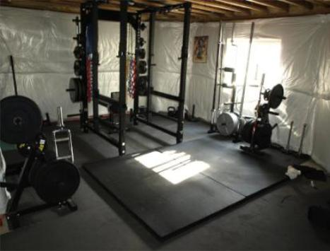 Mike 39 S Gym