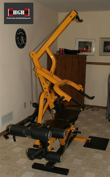 Powertec Workbench Leverage Gym Wb Ls