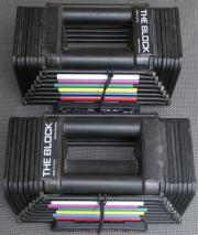 Powerblock Classic dumbbells