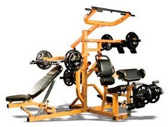 Powertec Fitness Workbench Multi-Station