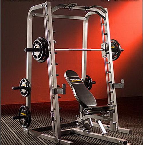 Powertec Roller Smith Machine