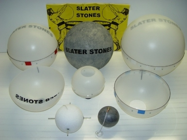 Slaters Atlas Stone Molds