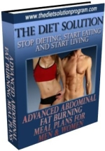Advanced Abdominal Meal Plans