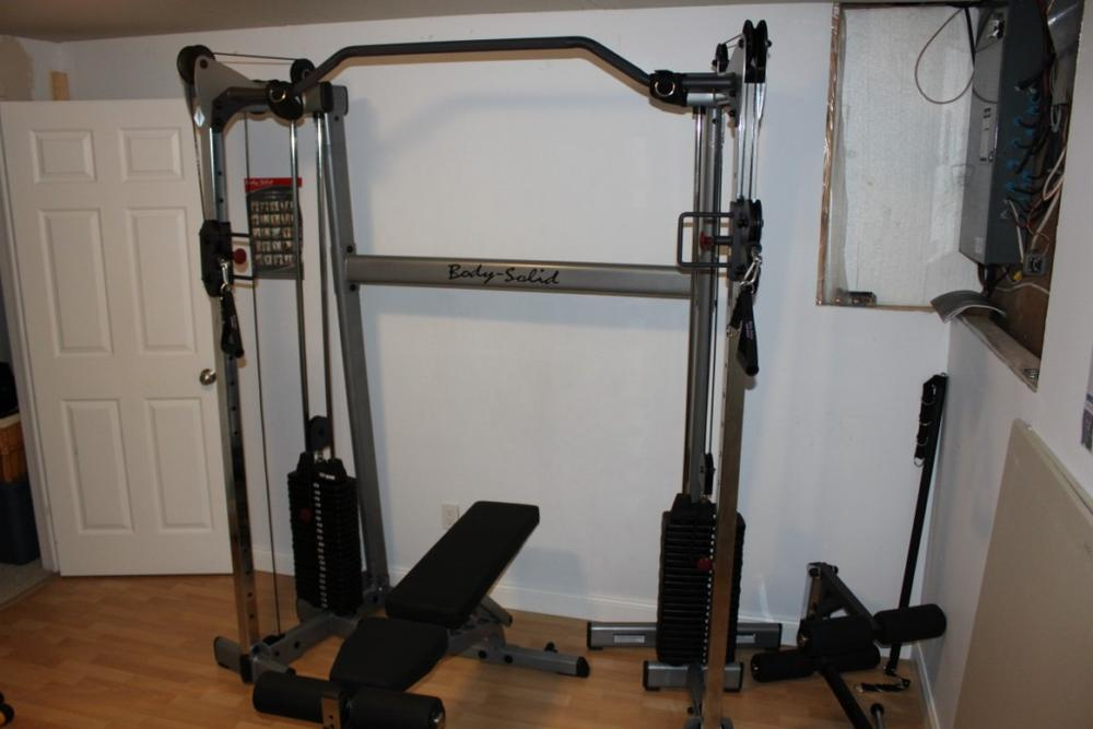 Body solid functional training center review