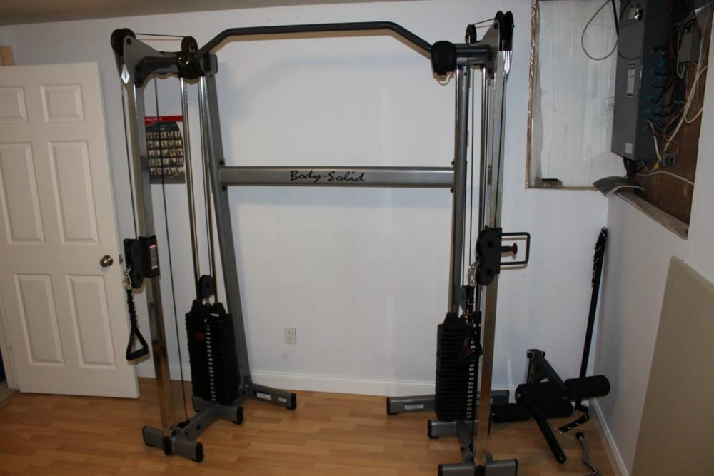 body solid 200 functional trainer