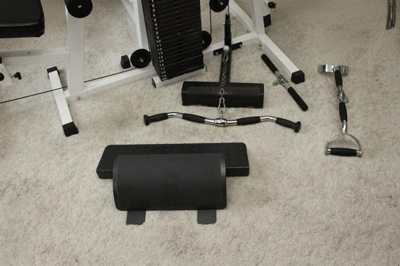 Body Solid SCB26 Calf Squat Block