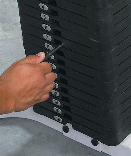 BodyCraft F430 power rack
