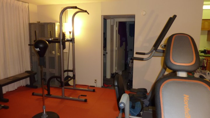 Chris Martin Gym