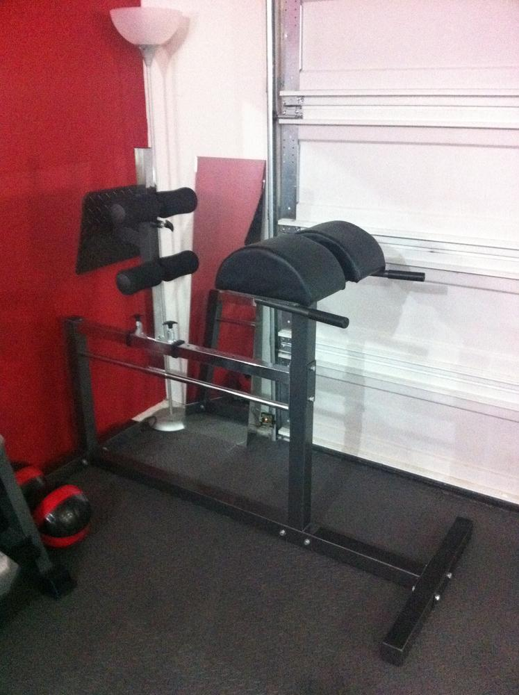 christians fitness factory econo ghd