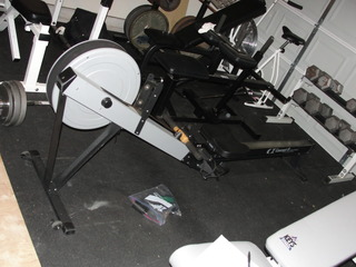 Concept 2 rowing machine review