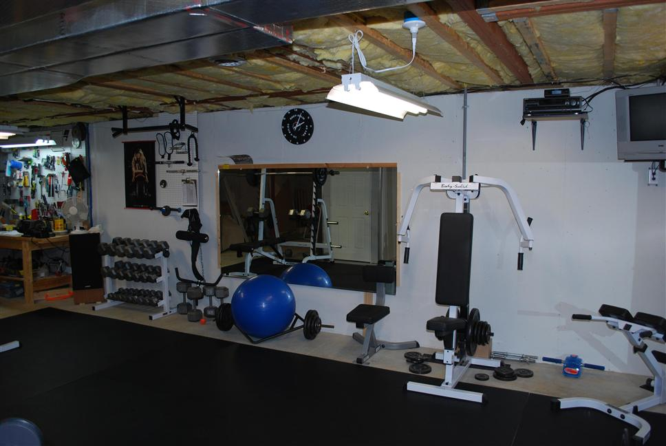 decaprio gym