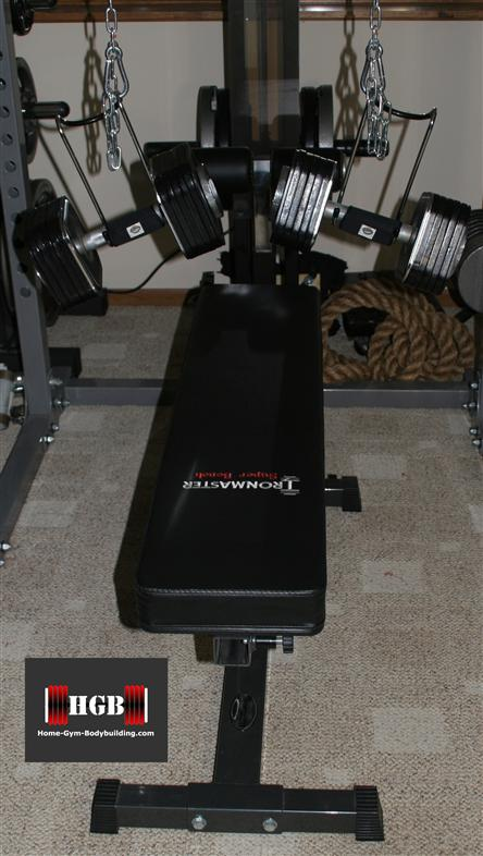 dumbbell spotting system