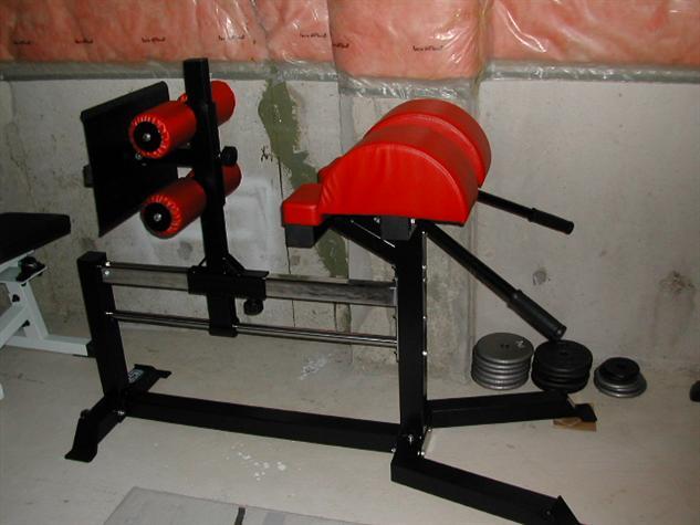 Garage gym ghd review