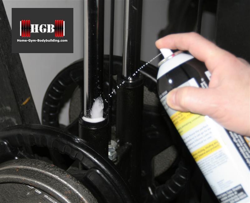 home gym equipment repair