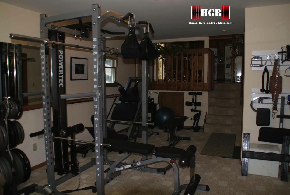 My home gym - Images of home gyms ...