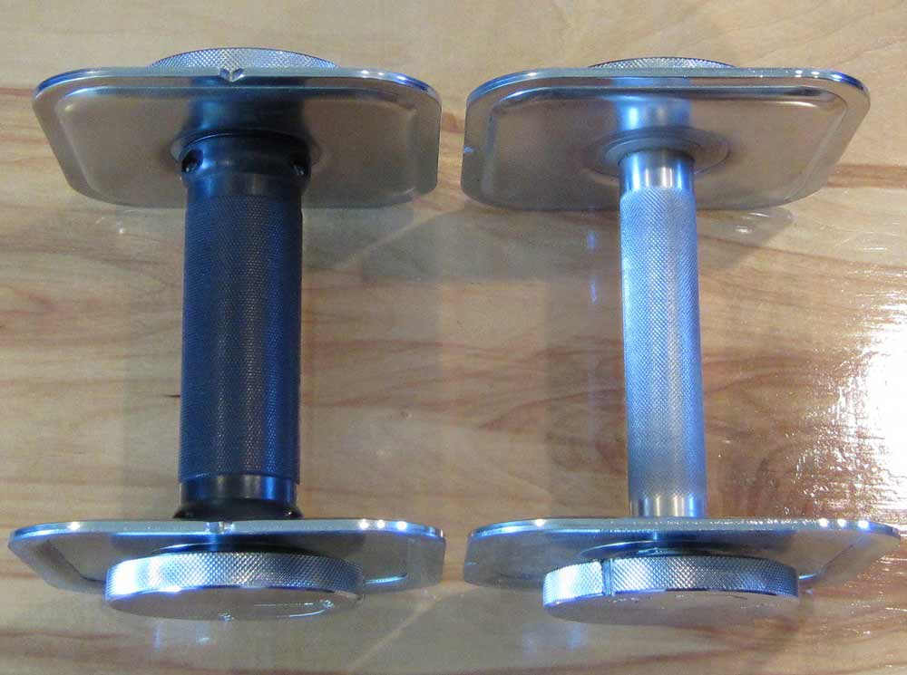 Ironmaster fat grip adapters