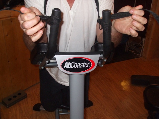 Ab Coaster Isolation Strap
