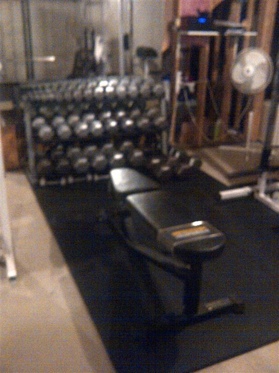 jim cummins gym