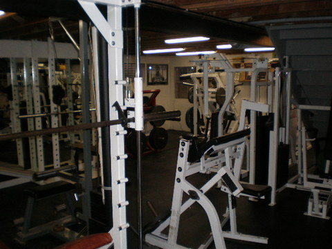Kenny S. gym