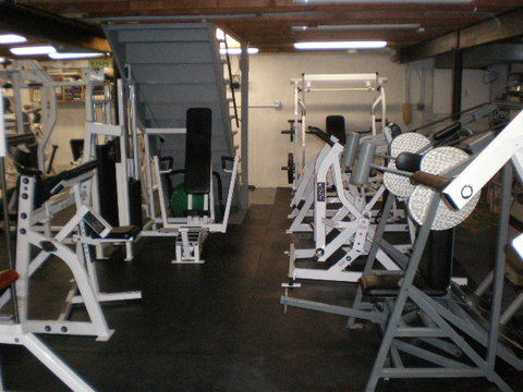 Kenny S. gym