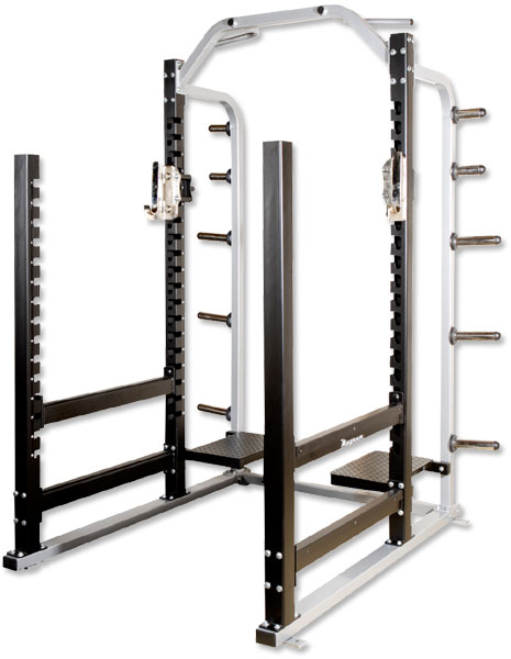 magnum fitness open top rack