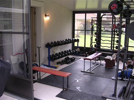 Home Gym Bodybuilding
