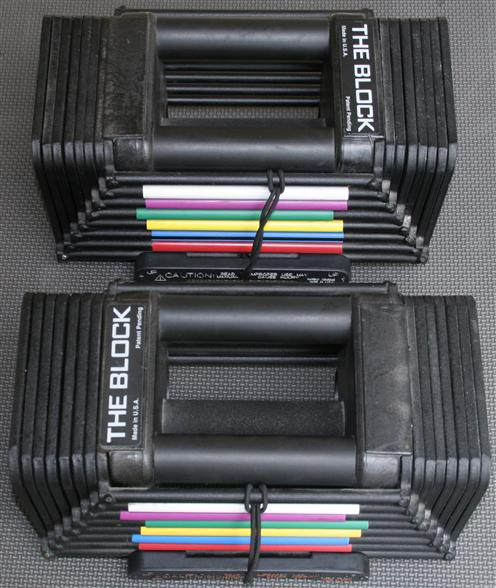 Powerblock Used: P90X Review. Does It Work? YES