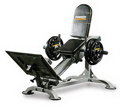 Powertec Compact Leg Sled