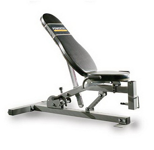 Powertec Fitness Utility Bench