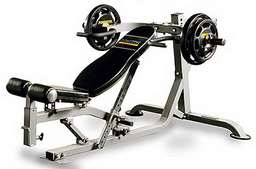 Home gym equipment deals and coupon codes Leverage bench press