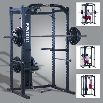Hammer strength rack vs powertec rack? bodybuilding.com forums