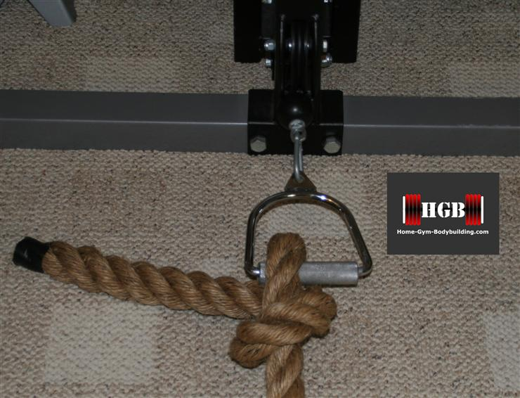 Rope pull up