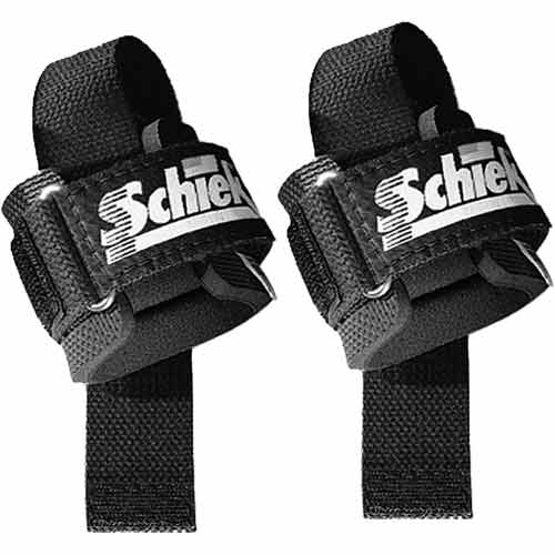 Schiek 1000PLS Weightlifting Straps