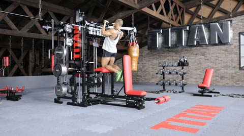 Titan T1 X Home Gym Review
