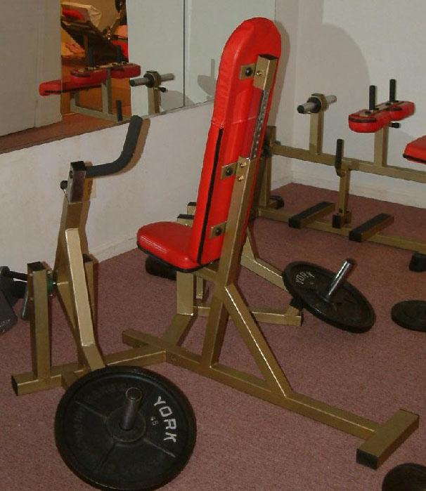 65 degree Iso lateral pec machine