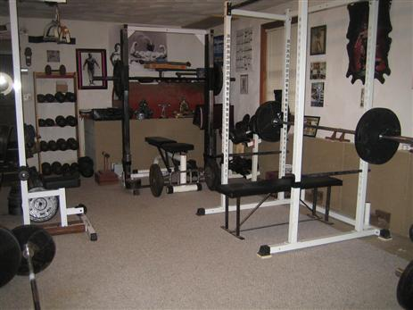 Home Gym Photos
