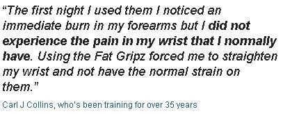fatgripz testimonials