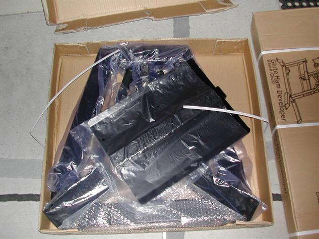 Garage Gym GHD Packaging
