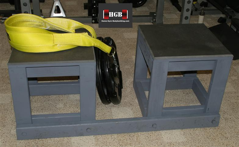 homemade-belt-squat-machine