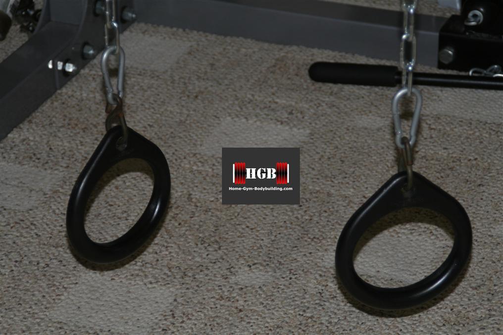 homemade ring traing