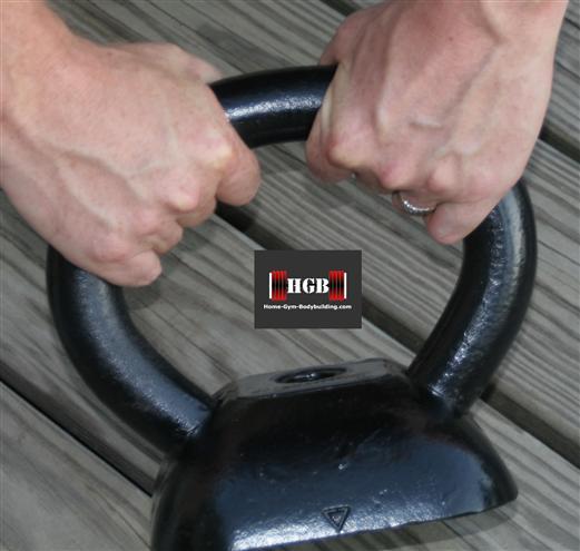 Ironmaster Quick Lock Kettlebell