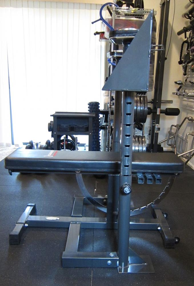 Ironmaster spotting stand review